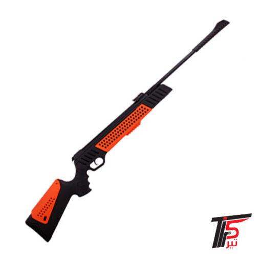 تفنگ بادی جگوار نارنجی