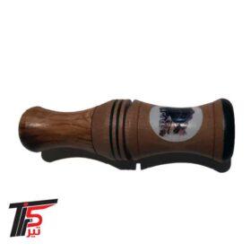 صدای اردک و مرغابی چوبی