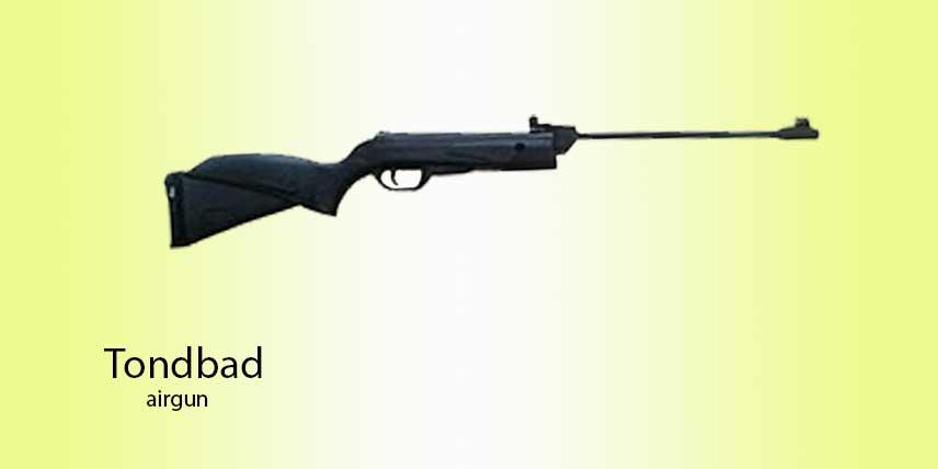 تفنگ بادی تندباد